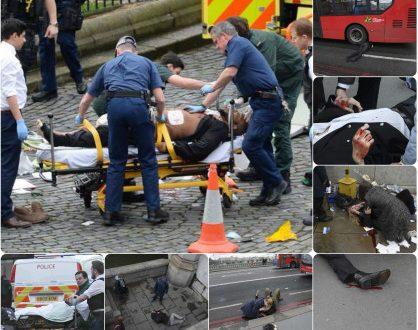 Επίθεση στην καρδιά του Λονδίνου – Οι τελευταίες εξελίξεις