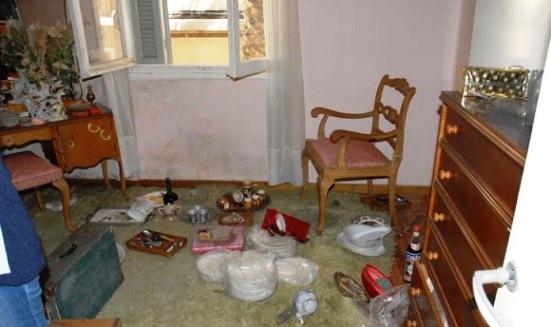 Νέα Αβόρανη Αγρινίου: Άγνωστοι έκαναν «πλιάτσικο» σε οικία, εν απουσία των ιδιοκτητών