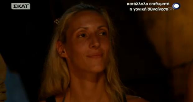 Survivor 2017: Αποχώρησε η Πατρινιά, Ελένη Δάρρα!
