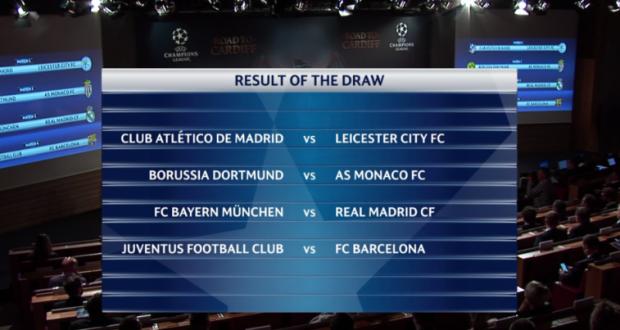 UEFA Champions League: Ζευγάρια από το… πρόσφατο παρελθόν!