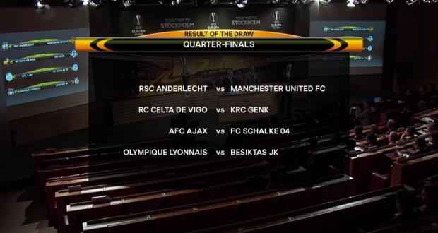 UEFA Europa League: Χωρίς αντίπαλο… η Μάντσεστερ Γιουνάιτεντ!