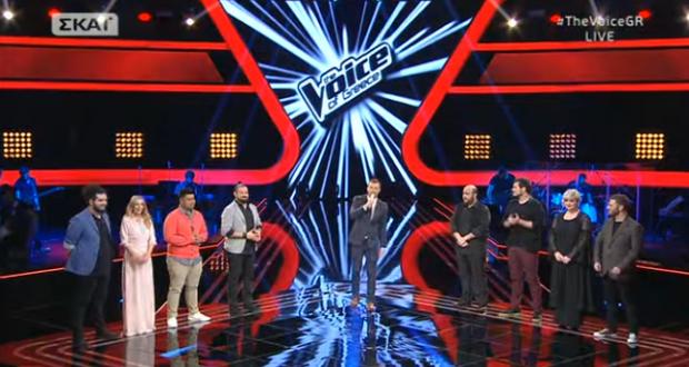 The Voice – Τελικός: Έφτασαν στον τελικό αλλά σταμάτησαν στου δρόμου τα μισά…