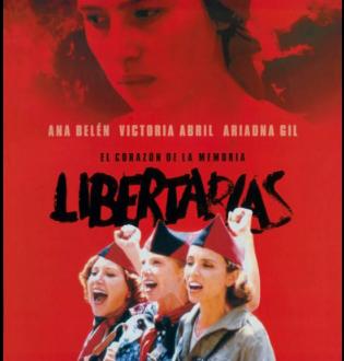 ΑΝΤ.ΑΡ.ΣΥ.Α Αγρινίου: Προβολή της ταινίας «Libertarias (Ελευθεριακές)» του Vicente Aranda