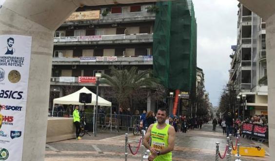 Ο Βαγγέλης Μουρτζιάπης στο AgrinioTimes.gr για τον 10ο Επετειακό Ημιμαραθώνιο κι όχι μόνο…