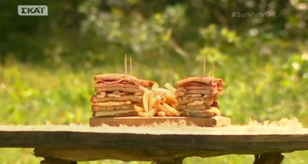 Συνταγή για τέλειο κλαμπ σάντουιτς