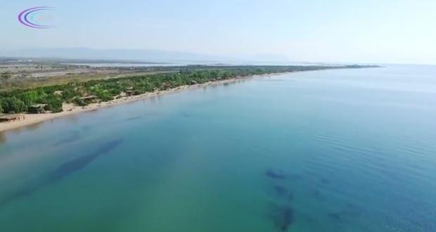 Λούρος Αιτωλοακαρνανίας: Απολαύστε τη μεγαλύτερη παραλία (Βίντεο)