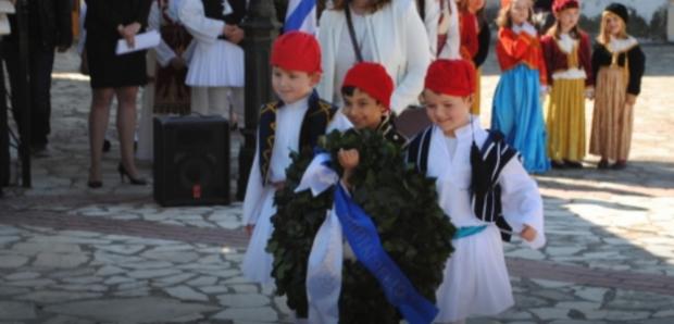 Ο Εορτασμός της 25ης Μαρτίου στο Τρίκορφο Ναυπακτίας! (Φωτογραφίες – Βίντεο)