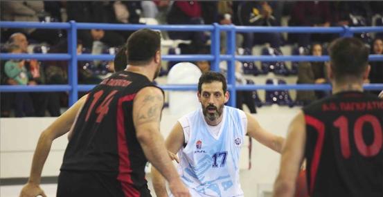 Γκιζόγιαννης: «Να διατηρηθούμε σε τροχιά playoffs»