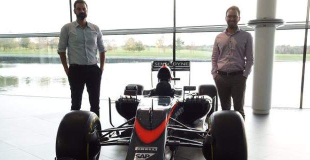 Ο Ναυπάκτιος, αεροδυναμιστής της McLaren Γιώργος Σίμος μιλάει για τον μαγικό κόσμο της Formula 1