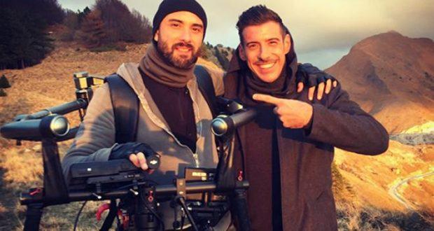Ο Πατρινός, Βασίλης Σπυρόπουλος συμμετέχει στη Eurovision για λογαριασμό του Φραντσέσκο Γκαμπάνι