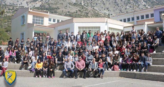 Αντιπροσωπία του Παναιτωλικού έκανε επίσκεψη σε Σχολεία του Βάλτου