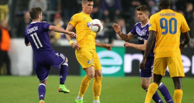 Europa League: Το ταξίδι σταμάτησε στις Βρυξέλλες για τον Α.Π.Ο.Ε.Λ.
