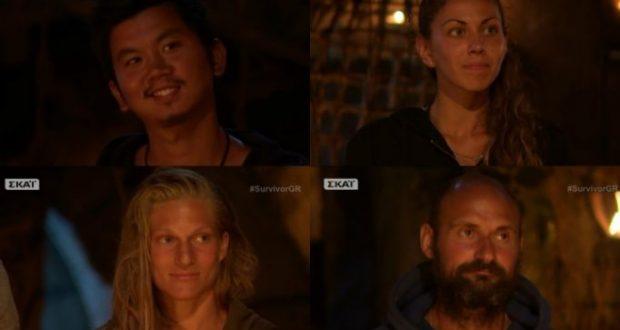 Survivor 2017: Τα είπανε, τα συμφωνήσανε… τέσσερις υποψήφιοι για πρώτη φορά!