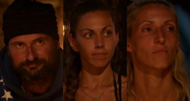 Survivor 2017: Πάνος, Ελισάβετ και η Πατρινιά, Ελένη υποψήφιοι προς αποχώρηση