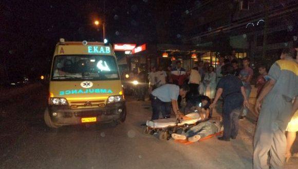 Καινούργιο Αγρινίου: Μηχανάκι συγκρούστηκε με αυτοκίνητο – Δύο άτομα στο νοσοκομείο