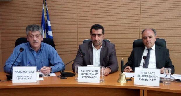 Ο Γιώργος Αγγελόπουλος, νέος πρόεδρος του Περιφερειακού Συμβουλίου Δ.Ε. – Αντιπρόεδρος ο Παναγιώτης Λαλιώτης και Γραμματέας ο Κωνσταντίνος Κούστας