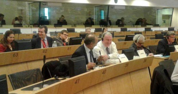 Απ. Κατσιφάρας προς το Προεδρείο της Σοσιαλιστικής Ομάδας: «Το μέλλον της Ευρώπης και η ελπίδα της είναι οι νέοι. Ας τους ακούσουμε»