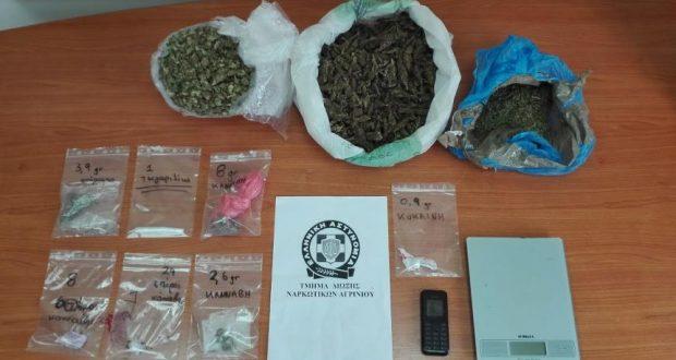 Συνελήφθη 45χρονος στο Μοναστηράκι Βόνιτσας για κατοχή ναρκωτικών