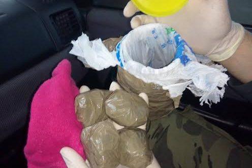 Συνελήφθησαν δύο διακινητές ηρωίνης στο Αιτωλικό
