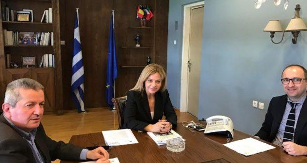 Στενή συνεργασία της Π.Ε Αιτωλοακαρνανίας με την Ένωση Ξενοδόχων