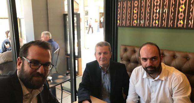 Νεκτάριος Φαρμάκης: Iσχυρός συμπαραστάτης στην πρωτοβουλία για την τουριστική προβολή της Αιτωλοακαρνανίας