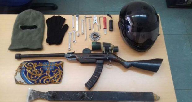Συνελήφθη 50χρονος στην Πάτρα για κλοπές σε καταστήματα εμπορίας αξεσουάρ δικύκλων