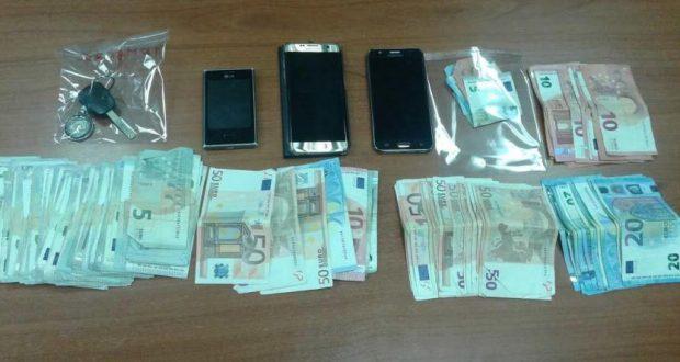 Συλλήψεις για ληστεία και διακεκριμένες κλοπές στο Αγρίνιο
