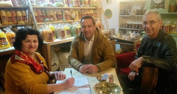 Ξεκινά τη λειτουργία της η Αγροδιατροφική Σύμπραξη της Περιφέρειας Δυτικής Ελλάδας