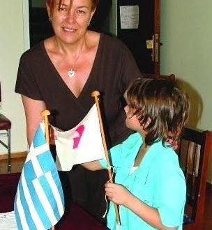 Έλενα Μάντζιου – Κοτρολού: «Καλώς να έρθετε στην πόλη μας» κ. Πρόεδρε του Ελληνικού Ερυθρού Σταυρού
