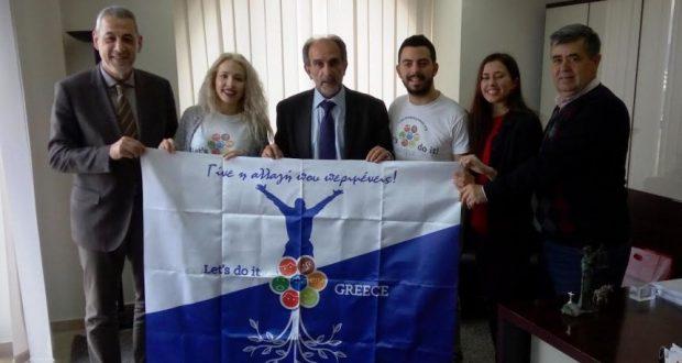 «Let's Do It Greece» και φέτος στην Περιφέρεια Δυτικής Ελλάδας – Απ. Κατσιφάρας: Προτεραιότητα η διάδοση της αξίας του εθελοντισμού