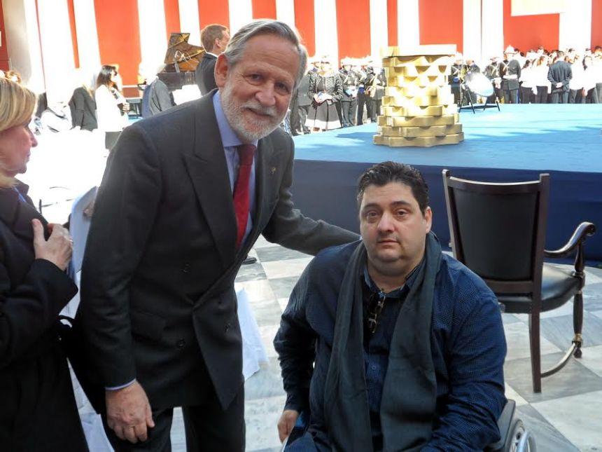 Αποτέλεσμα εικόνας για Η Περιφέρεια Δυτικής Ελλάδας στην Αφή της Φλόγας των Special Olympics