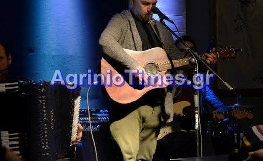 Αγρίνιο: «Μάγεψε» χθες στην «Ανδρομέδα» ο Μπάμπης Στόκας – Συνέντευξη στο AgrinioTimes.gr (Φωτογραφίες – Βίντεο)