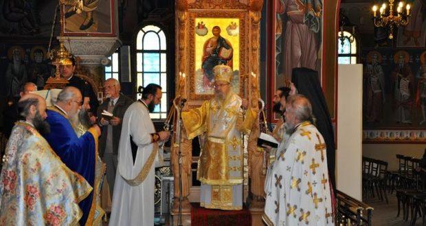 Χειροτονία Πρεσβυτέρου και Υποδοχή Ιερού Λειψάνου στην Ιερά Μητρόπολη Αιτωλίας και Ακαρνανίας