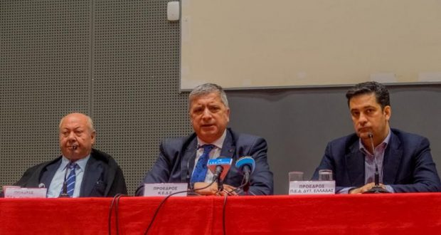 Π.Ε.Δ. ΔΕ: Έκτακτη Γενική Συνέλευση ενημέρωσης των Αιρετών της Τοπικής Αυτοδιοίκησης