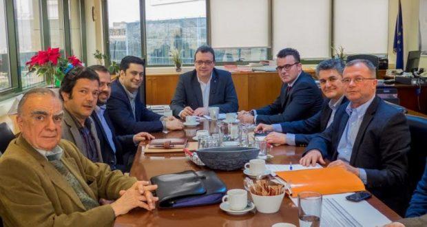 Συνάντηση συντονιστικής επιτροπής φορέων Αιτωλ/νίας κατά της εκτροπής του Αχελώου