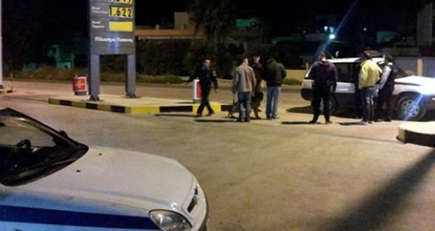 Συκιά Αγρινίου: Καταδίωξη και συλλήψεις, για κλοπή 3.000 ευρώ από βενζινάδικο