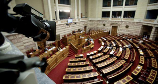 LIVE: Οι ομιλίες των πολιτικών αρχηγών και η ψηφοφορία του προϋπολογισμού