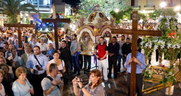 Δήμος Αγρινίου: Η διαδρομή των Επιταφίων – Εγκώμια και εκκλησιαστικούς ύμνους από τον Γ. Πανουκλιά