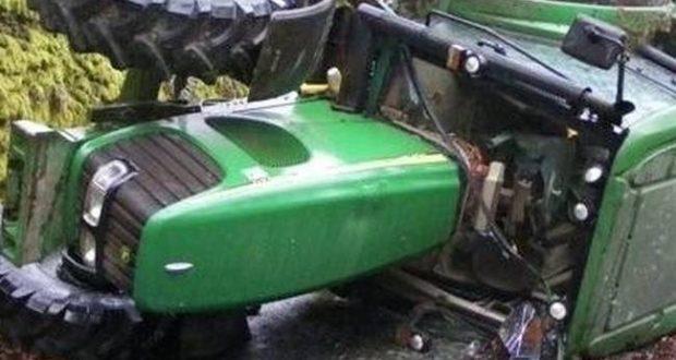 Καλύβια Αγρινίου: Έκλεψαν σιδερένια αντίβαρα τρακτέρ…