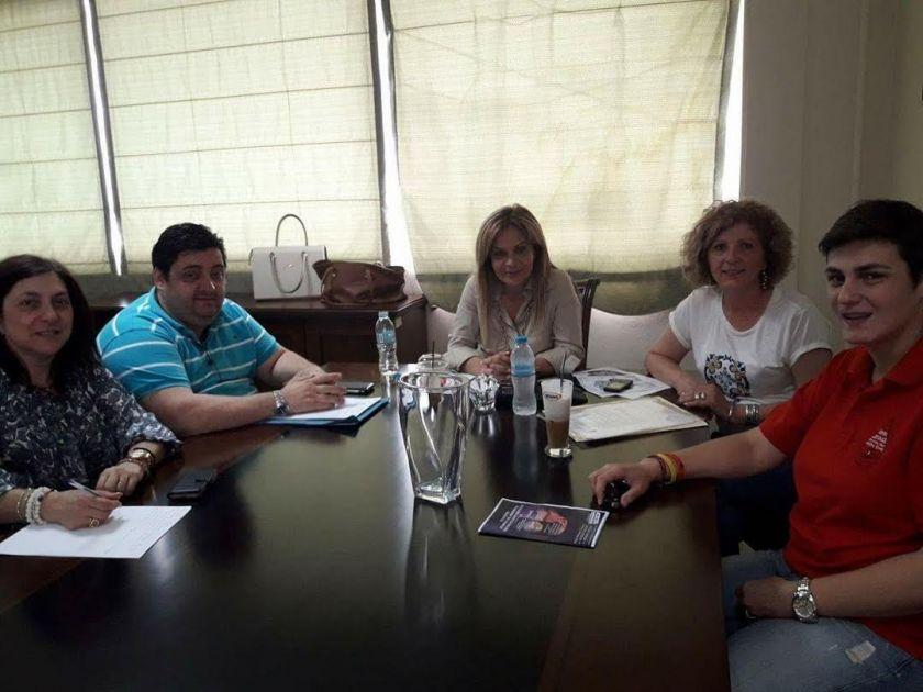 Στα γραφεία της Π.Ε. Αιτωλοακαρνανίας στο Αγρίνιο σύλλογοι κοινωνικής προσφοράς και Δικηγορικός Σύλλογος Αγρινίου