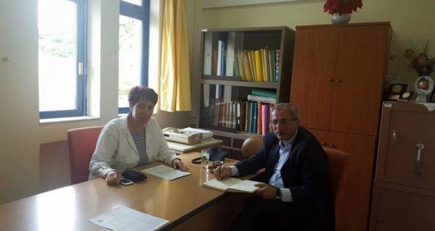 Επίκειται υπογραφή σύμβασης για την ανακατασκευή και ανακαίνιση του Κέντρου Υγείας Θέρμου
