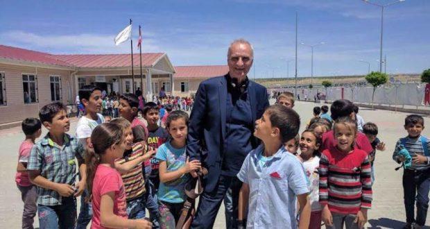 Γ. Βαρεμένος: Αποστολή στα στρατόπεδα προσφύγων της Τουρκίας
