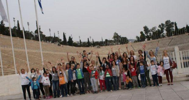 Οι Μικροί Ροβινσώνες από την ΕΛΕΠΑΠ Αγρινίουεξερεύνησαν την Αθήνα