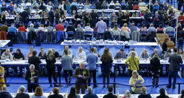 Τα τελικά αποτελέσματα των βρετανικών βουλευτικών εκλογών