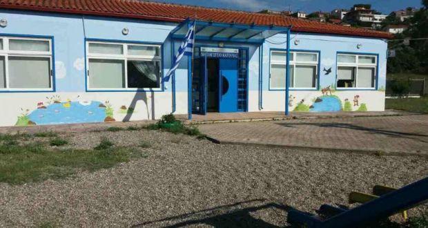 Νηπιαγωγείο Κατούνας: Παράδειγμα προς μίμηση εθελοντισμού σε συνεργασία με τον Δήμο Βόνιτσας