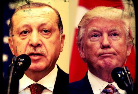 Τραμπ: «Δε μπορώ να πουλήσω F-35 στον Ερντογάν παρόλο που είναι τόσο καλός»!