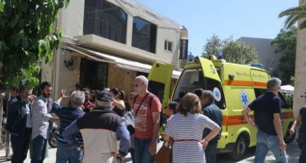Σοκ στο Μεσολόγγι – Ακρωτηριάστηκε το πόδι του 42χρονου που έπεσε από σκαλωσιά!