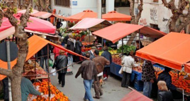 Δήμος Ναυπακτίας – Πρόγραμμα Λειτουργίας Λαϊκής Αγοράς Οκτωβρίου