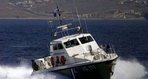 Ακυβερνησία σκάφους στο Μεσολόγγι – Καθοριστική η επέμβαση του Λιμενικού