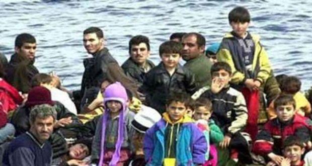 Στο Κατάκολο οι μετανάστες που εντοπίστηκαν σε φορτηγό και ιστιοφόρο (Φωτό)